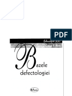 Bazele defectologiei buica