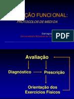 AVALIAÇÃO FUNCIONAL