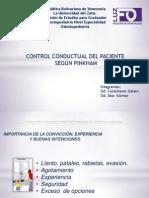 Control Conductual Pinkham 2