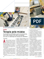 Terapia pela música | Revista Visão