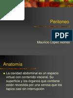 Peritoneo Peritonitis Abdomen Agudo