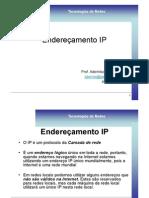 Endreçamento IP