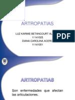 Artropatias Kary