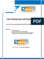 SAP Integration-FI MM SD