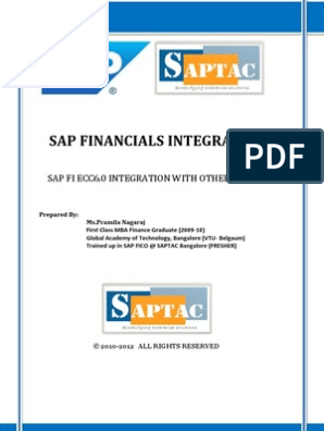 SAP Integration-FI MM SD   Invoice   Accounts Payable