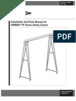 SPANCO PFseries Gantry Instparts Manual 103 0003[1]