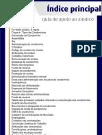MANUAL DO SÍNDICO