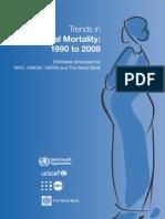 Trend Mortality