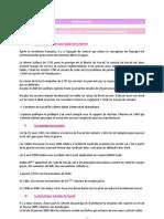Droit de w 2012 Bac 4 France