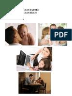 Roles de Los Padres