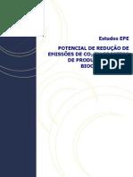 EPE - 2º Biocombustíveis x MDL