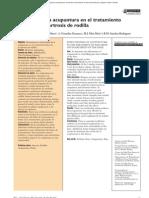 Acu -Artrosis de Rodilla
