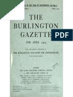 The Tiara of Saitapharnes, Burlington Gazette 1903