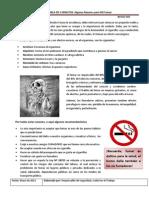 Info 017 SSO Algunas Razones Para NO Fumar