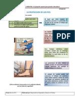 Info 029 SSO Protección de los pies