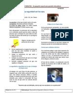 Info 030 SSO Protección de los ojos