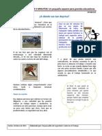 Info 049 SSO a Donde Vas Tan de Prisa