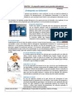 Info 058 SSO ¿trabajando con solventes