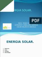 Energia Solar ( v & d)