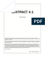 Cdx Tract