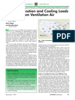 Dehumidification