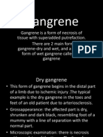 Gangrene& Colcification