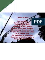 Holocaust poem