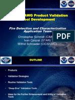 Application Team Validation Fire