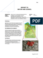 McBride Townhouse Development Proposal