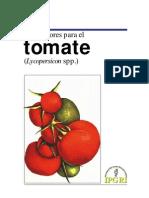 Descriptores Ibpri Tomate
