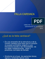 Falla Cardiaca - Revisión 2013