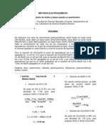 Titulacion Potenciometrica-metodos Electrquimicos