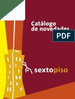 Catalogo Sextopiso Enero Abril 2013