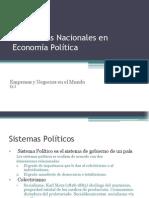 Sistemas Economia Politica