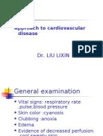 Approach to Cardiovascular Disease