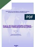 Manual Financiamentos COFIEX