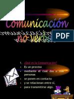 La Comunicacion No Verbal