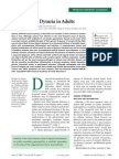 Dysuria in Adults