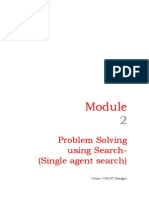 Problem Solvingusing Search-(Single agent search)-Lesson-4Uninformed Search