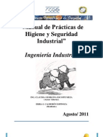 68111137 PARA Alum Nos Manual de Practicas de Higiene y Seguridad Industrial
