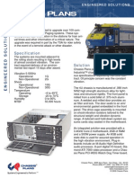 LIRR Rugged Rackmount Computer - Chassis Plans Engineered Solutions