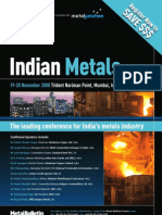 Indian Metals Metal Bulletin Events