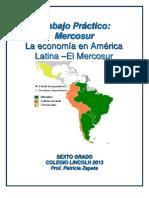 Trabajo Práctico del Mercosur  Colegio Lincoln