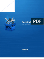 Registrybooster Manual