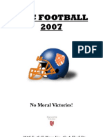2007 Macalester College Summer Strength Manual - 17 pages - копия