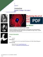 PhDof Persuasion