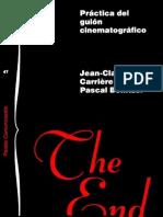 34746761 JEAN CLAUDE CARRIERE Practica Del Guion Cinematografico