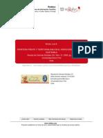 Articulo Frontera y Territorio en Peten