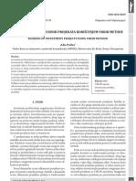 SR - Rangiranje investicionih projekata korišćenjem VIKOR metode