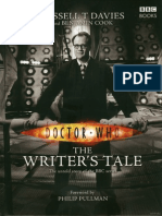Russell T Davies - The Writer's Tale - 2008